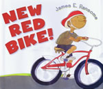 New Red Bike