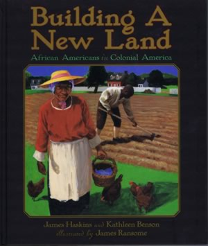 Building A New Land James Ransome Illustration