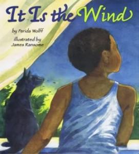 It is the wind