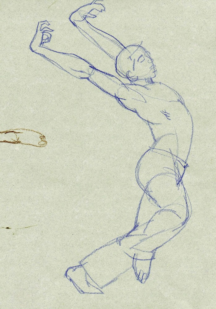 dancers drawing11